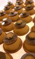 Domes with Chocolate Caramel filled Cups 1 by aakahasha