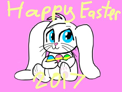 Happy Easter 2017 by Cmanuel1