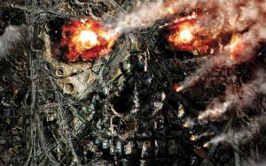 Terminator Salvation Wallpaper by rehsup