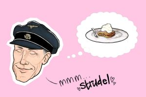 The Jew Hunter: Strudel by bornirritating