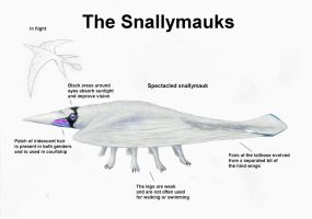 REP: The Snallymauks by Ramul