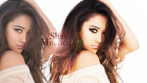 SHAY MITCHELL by caris94