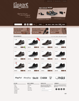 Elegant Brand Shoes, Co. by klaqshow