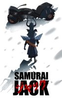 Samurai Jack by Deadlytwins