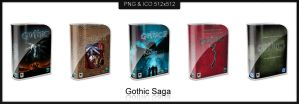 Vista Box - Gothic Saga by HailToTheFreak