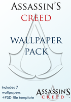 Assassins Creed WallpaperPack by will-yen