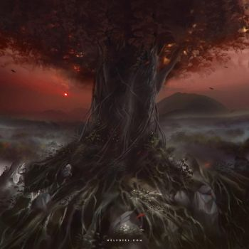 Heart of the Forest by Nele-Diel