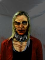 Zombie 1 by Snaecka