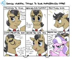 Horsebando Chart: Filthy Rich Edition by rocketp0ne