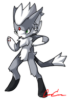FAKEMON - KEI by nyausi