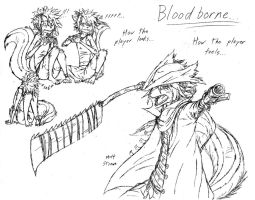 Bloodborne's Player Experience by Faullyn