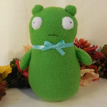 Kuchi Kopi plush by silentorchid