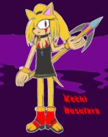 Officially Kechi The Hedgehog by DarkXeo