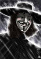 v for vendetta by thurZ