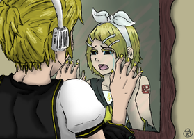 Kagamine Mirror (Better ver.) by ChibiLOL