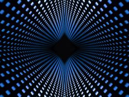 Light Vortex - blue force by nyc0