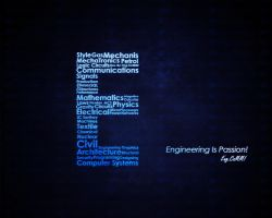 Engineering Is Passion by EngCoMM