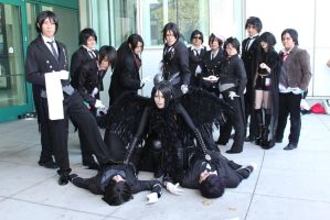 Black Butler - AX 2012 by AtomicBrownie