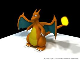 My Charizard by AngeloNero