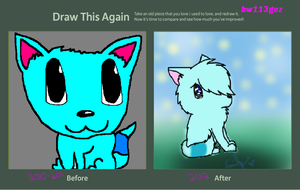 Draw This Again by bw113gez
