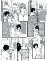Deathnote... Pants Tragedy by Irukasdove