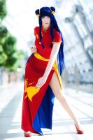 China Gal by BloodstoneDesigns