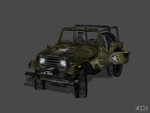 TWD SEASON 1 - USA JEEP by Oo-FiL-oO