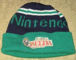 Link shall protect your head from the cold by avaneshop