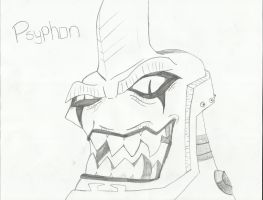 Psyphon (Ben 10) by scruffy525