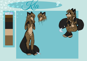 Kia Sketch Ref 2014 by Pappins