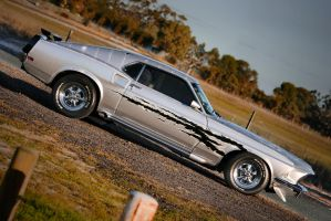 Custom Fastback by RaynePhotography