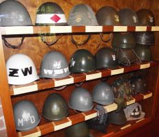 Helmets I by c4mper