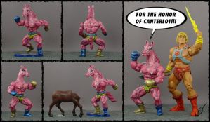 Pinkie Pecs (MLP/MOTU Crossover Custom) by Wes-the-Crayon