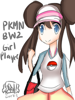 BW2 female player doodle by jian57