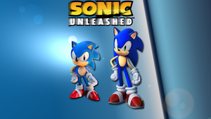 Sonic Generations Unleashed by singis123