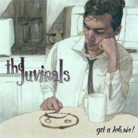 Juvinals album cover by Jeremy-Forson