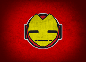Iron Man MK III Original Red and Gold by Yeti-Labs