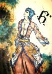 Grimmjow Jaeggerjacquez, The Sexta by AKFid
