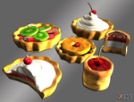 Sweet pastries by ZayrCroft