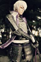 Mitsunari by JiiDragon