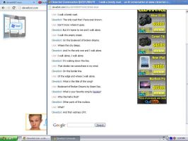 .::Cleverbot sings:.. by Jaycee-the-DJ-girl