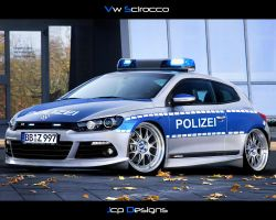 Volkswagen Scirocco by JcpDesign