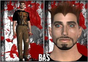 Poser Character Creation by metabolichate