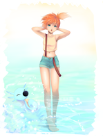 Misty by Joltik92