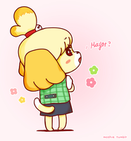 Isabelle by iMoshie