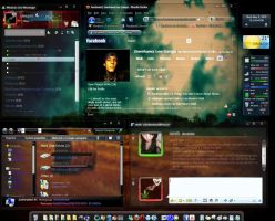 Windows 7 Glass Theme by Jawshawa
