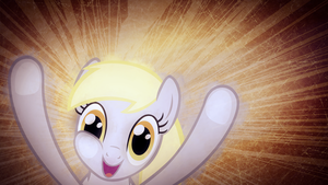 Derpy and the 4th Wall...paper by SandwichDelta