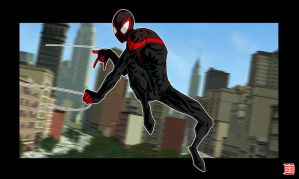 New Ultimate Spider-Man by thesometimers