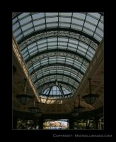 Arched Sky by reviresco