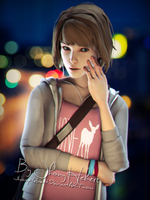Max Caulfield - Life is Strange by JhonyHebert